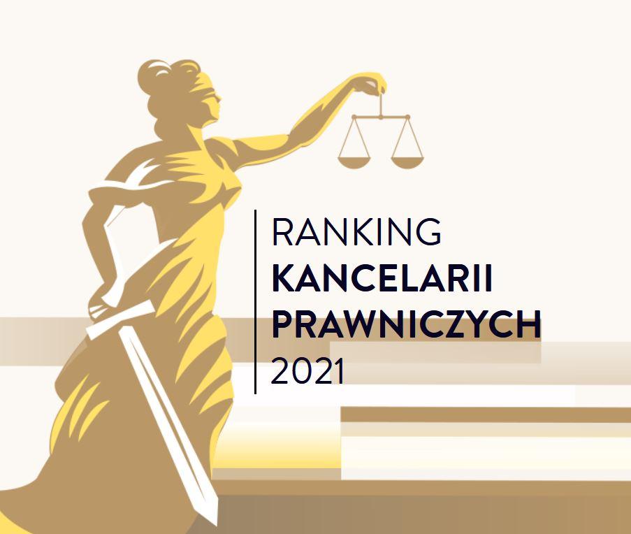 Ranking Kancelarii Prawniczych 2021